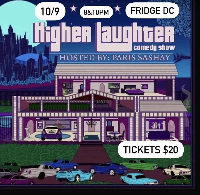 Higher Laughter Comedy Show