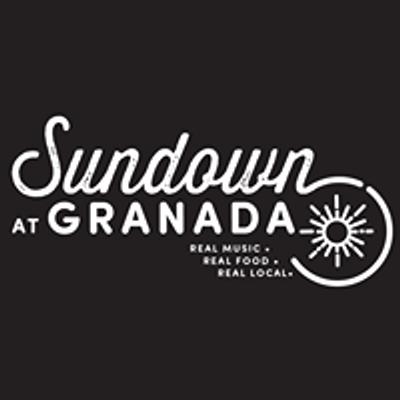 Sundown at Granada