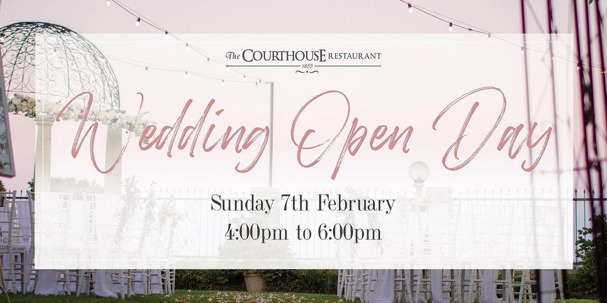 Restaurants Open On Christmas Day 2021 Cleveland Wedding Open Day 2021 The Courthouse Restaurant Cleveland 7 February 2021