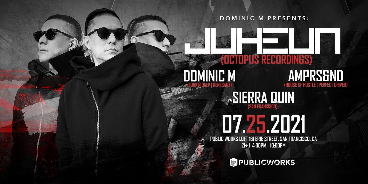 Dominic M presents: Juheun (Octopus Recordings)