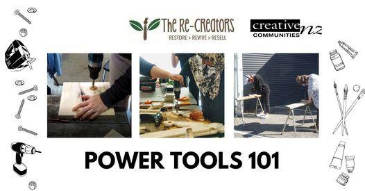 Power Tools 101  ( Make A Chopping Board)