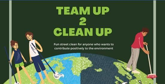 Team Up 2 Clean Up - 8th August (Sunday)
