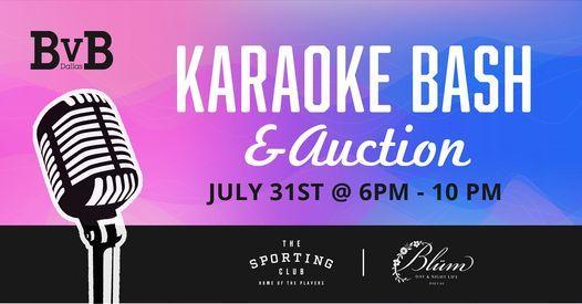 BvB Dallas Karaoke Bash & Auction