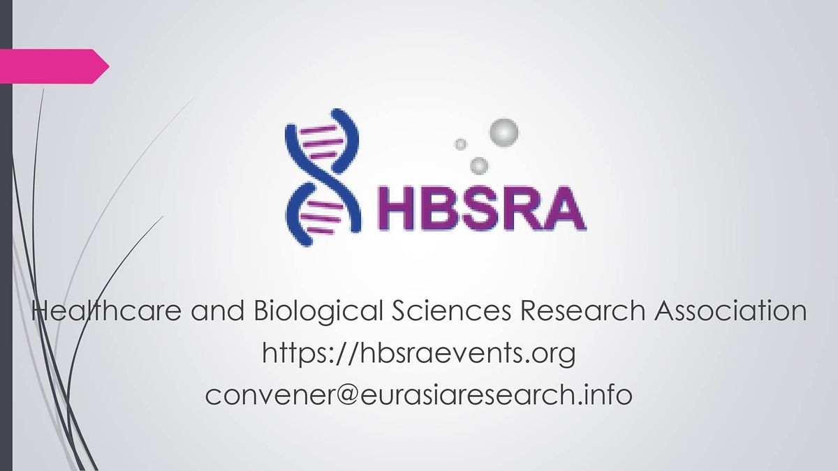 2021 \u2013 20th International Conference on Research in Life-Sciences & Health