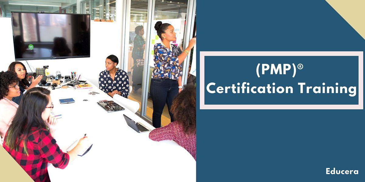 PMP Online Training in Seattle, WA