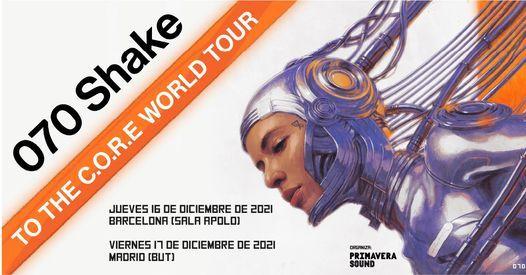 070 Shake en Barcelona