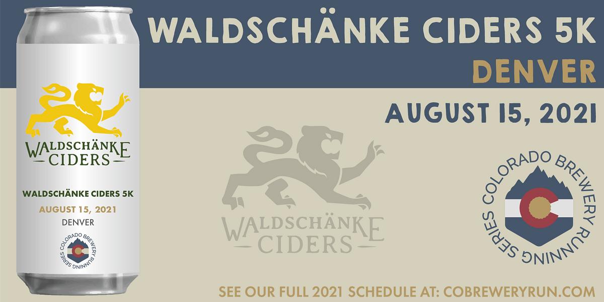 Waldsch\u00e4nke Ciders 5k | Colorado Brewery Running Series