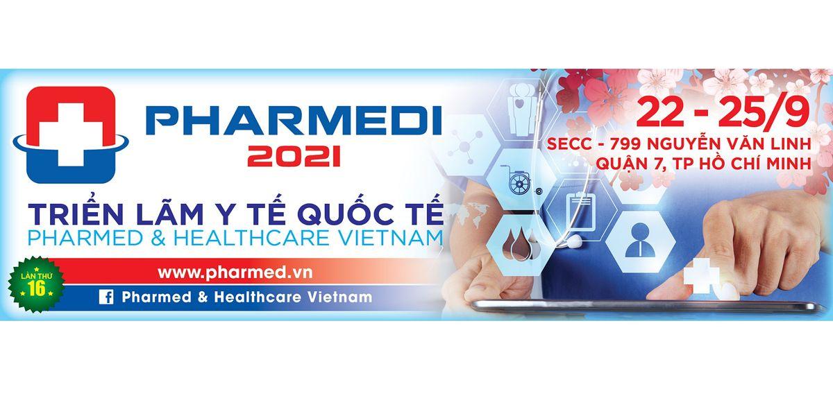 Pharmed & Healthcare Vietnam 2021