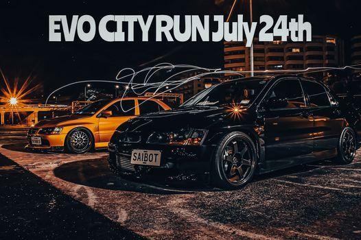 Evo City Run 2021
