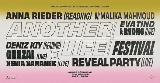Another Life Festival - ALICE \/ f\u00e5 billetter
