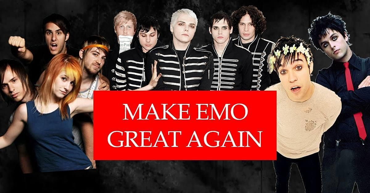 Make Emo Great Again - Manchester