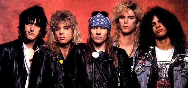 Guns N' Roses Perth