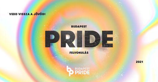 26. Budapest Pride Felvonul\u00e1s 2021 \/\/ 26th Budapest Pride March