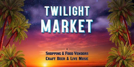 Twilight Market @ Kilowatt Kearny Mesa