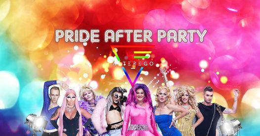Alterego PRIDE AFTER PARTY + ANON @ Kisterem