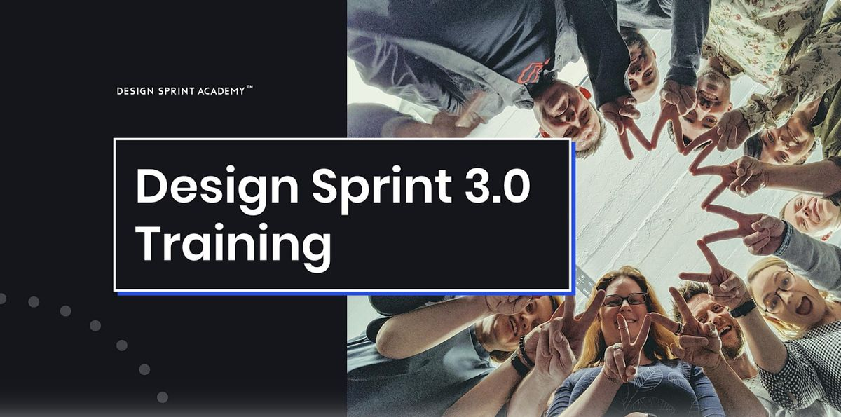 Design Sprint 3.0  Training - Berlin