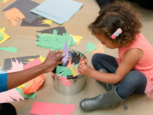 Family Program: Touch this Art! In Celebration of the Anniversary of the ADA