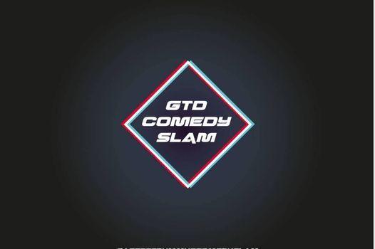 GTD Comedy Slam - Der gr\u00f6\u00dfte Comedy Wettbewerb Deutschlands