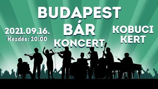BUDAPEST B\u00c1R \/\/ KOBUCI
