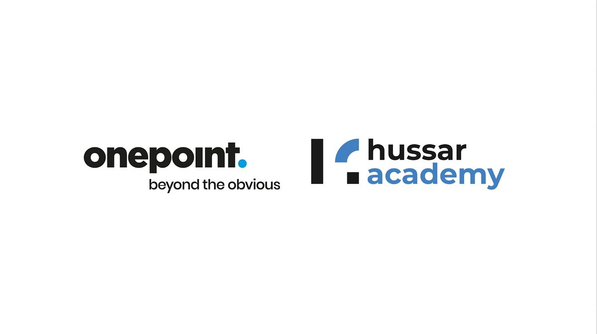 Hackathon Hussar Academy x Onepoint - 6 & 7 Septembre 2021