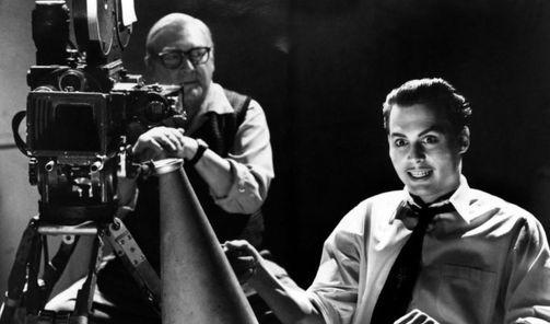 "Tim Burton's ""Ed Wood"""