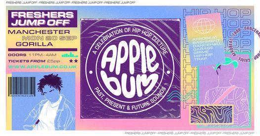 Applebum \/ Manchester \/ Freshers Jump Off