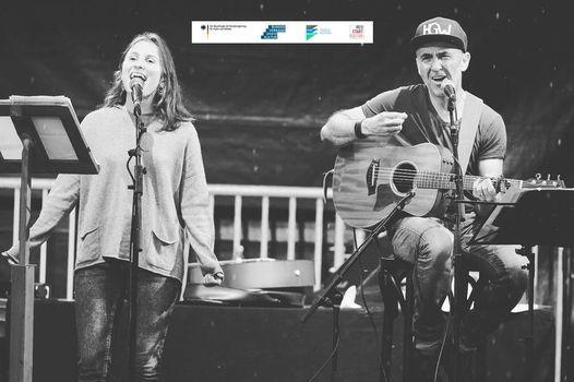 Livekonzert: Bob Eberl & Alina Abgarjan