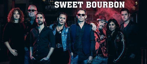 Sweet Bourbon Live at ANNA - Amstelveen