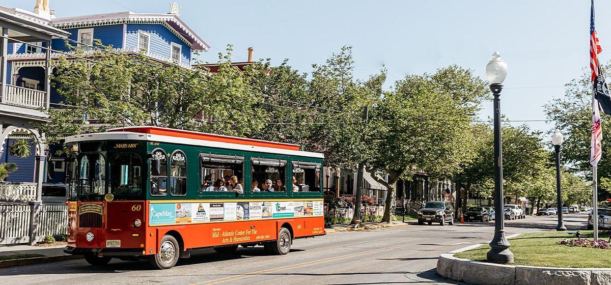Homebuyer Trolley Tour