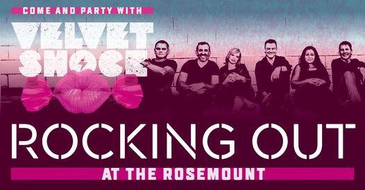 Rocking Out at The Rosemount ft. Velvet Shock