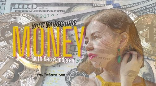 How to Become Money Workbook with Satu