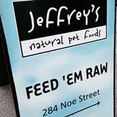 Jeffrey's Natural Pet Foods Duboce Park