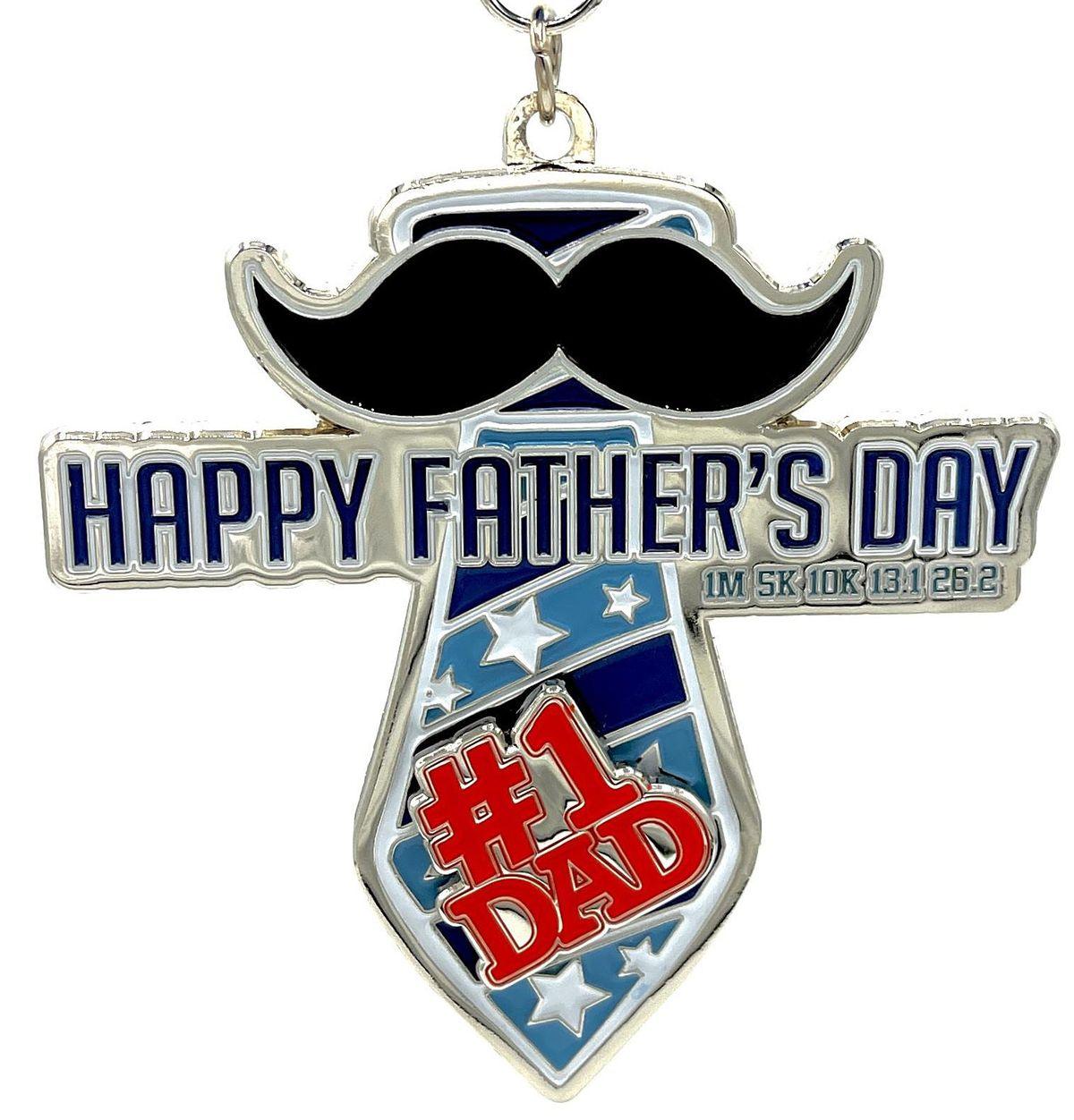 Father's Day 1M 5K 10K 13.1 26.2-Participate from Home. Save $5!