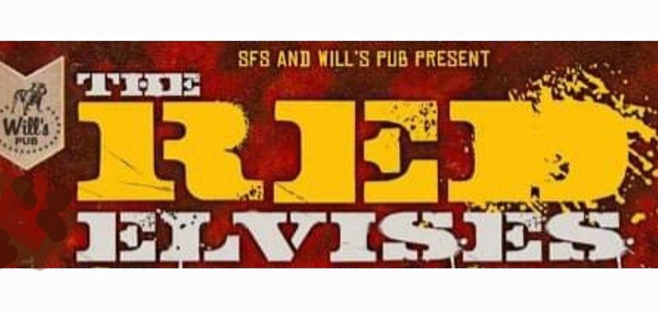 The Red Elvises, Big Jef Special & Jenny Parrott