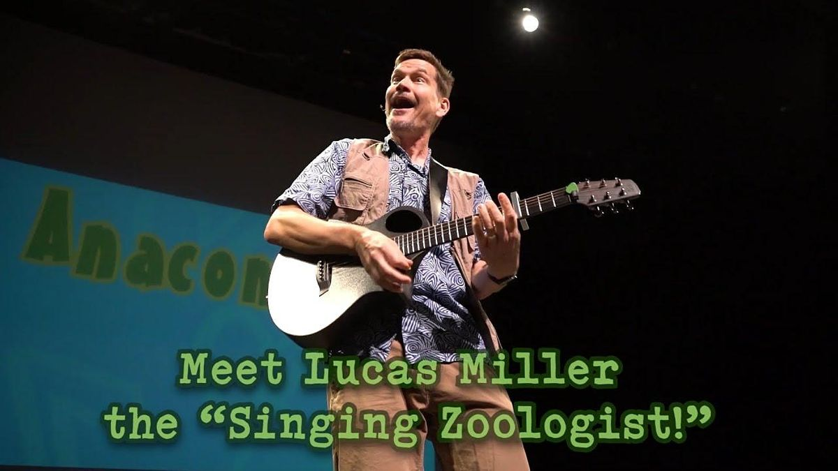Lucas Miller the Singing Zoologist