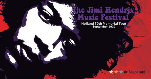 The Jimi Hendrix Music Festival - Melkweg Amsterdam