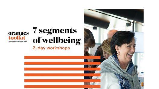 The Oranges public program -Build your resilience