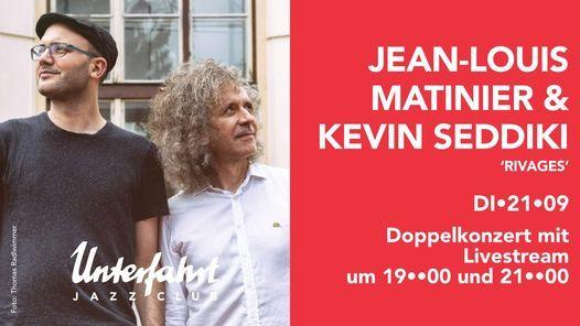 Jean-Louis Matinier & Kevin Seddiki \u2022 Live at Unterfahrt