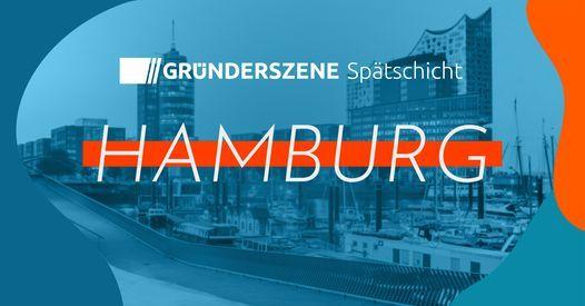 Gr\u00fcnderszene Sp\u00e4tschicht Hamburg - 2.09.2021