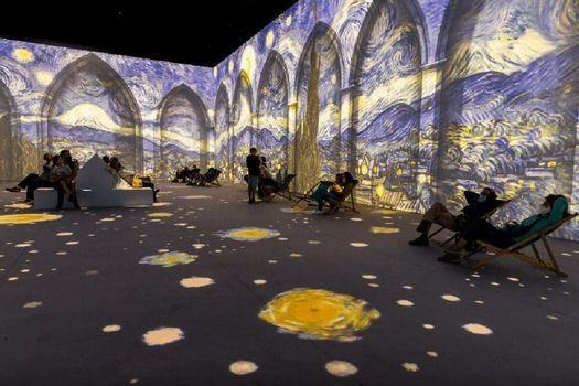 Van Gogh: The Immersive Experience - DC - Official Tickets