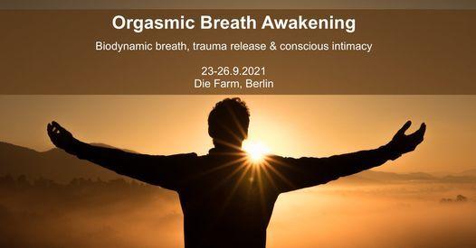 Orgasmic Breath Awakening Retreat