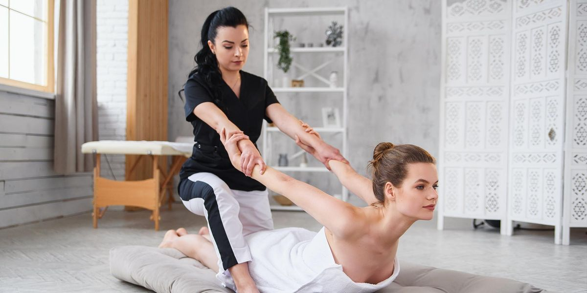 Extend Your Career with Body Mechanics (for Massage Therapists) SF