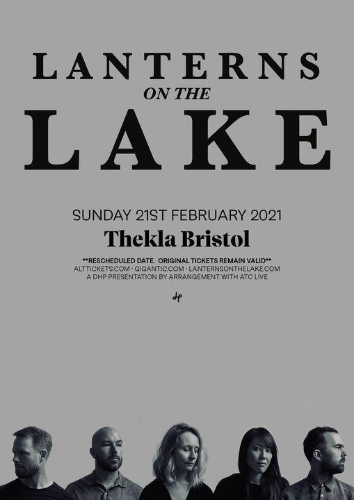 Lanterns on the Lake live at Thekla