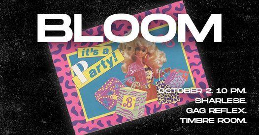 Bloom Ft. Sharlese