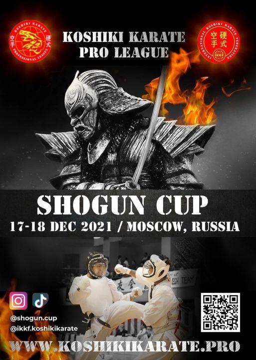Shogun Cup IKKF & KKPL 2021 | Koshiki karate Professional Tournament: Title Fights & Team Match