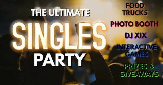 Ultimate SINGLES Party Perth