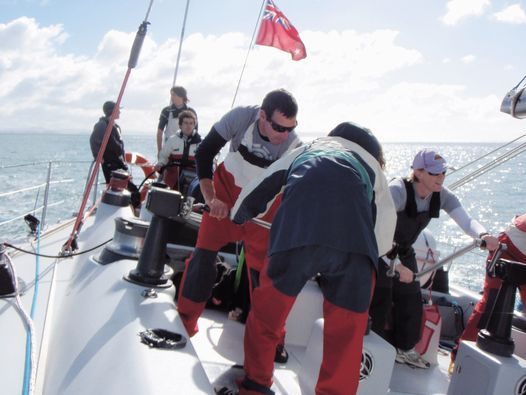 FREE sailing experience for Intermediate and Secondary school teachers