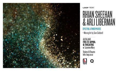 Rhian Sheehan and Arli Liberman - Spectral Atmospheres [AKL]