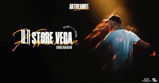 Artigeardit | Store Vega, K\u00f8benhavn - Ekstrakoncert - F\u00e5 Billetter
