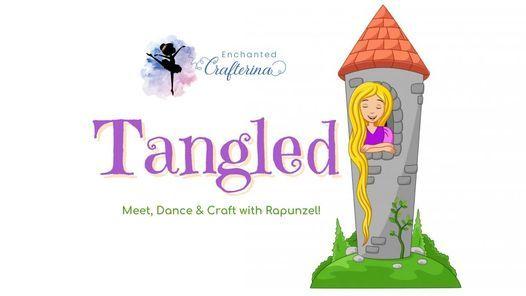 Enchanted Tangled Princess
